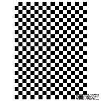 Папка для тиснения и эмбоссинга от Darice - Checkered