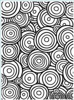 Папка для тиснения и эмбоссинга от Darice - Multi Circles