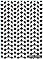 Папка для тиснения и эмбоссинга от Darice - Stars