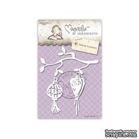 Ножи от Magnolia Doohickeys - Sakura Lanterns