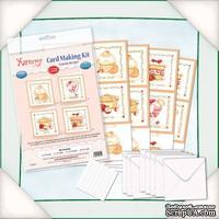 Заготовки для открытки от Flower Soft - Card Making kit - Yummy Recipes