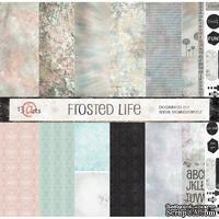 Набор бумаги 13arts - Frosted Life, 30х30 см - ScrapUA.com