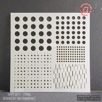 Маска 13arts - DOTS, 15х15 см