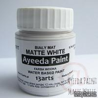 Краска 13arts - Ayeeda Paint - Matte White
