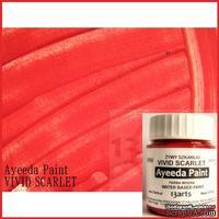 Краска 13arts - Ayeeda Paint - VIVID Scarlet
