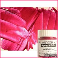 Краска 13arts - Ayeeda Paint - VIVID Magenta