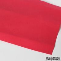 Лист фоамирана (пористой резины), А4 -20х30 (17х25) см, цвет: красный