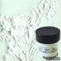Пудра для эмбоссинга от Lindy's Stamp Gang - Merci Beaucoup Mint Embossing Powder