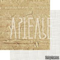 Лист бумаги от Артелье - ФОНОteka - Упакуй меня, если сможешь, 30х30 см