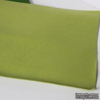 Лист фоамирана (пористой резины), А4 -20х30 (17х25) см, цвет: оливковый
