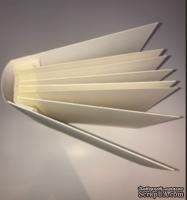 Альбом, 25х25 см (пивной картон 1,5 мм), внутрений блок 6 листов 25*25, обложка 25,5*26,0