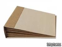 Альбом,  30*30 см, крафт-картон,  400 г/м2 10 листов + обложка - ScrapUA.com