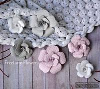 Набор цветов Freetany Flowers – Зефирка - ScrapUA.com