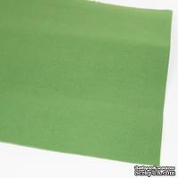 Лист фоамирана (пористой резины), А4 -20х30 (17х25) см, цвет: зеленый