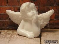 Пластиковое украшение Ангел от Е.В.A, 50x34 мм