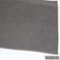 Лист фоамирана (пористой резины), А4 -20х30 (17х25) см, цвет: черный