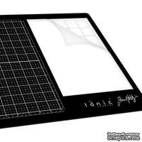 Защитный коврик-пленка Tim Holtz Replacement Non-Stick Mat (для стеклянного коврика Tonic Studios Glass Media Mat)