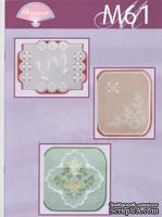 Набор схем для парчмента M61 от Pergamano - Свадьба