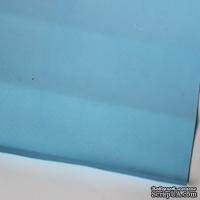 Лист фоамирана (пористой резины), А4 -20х30 (17х25) см, цвет: голубой