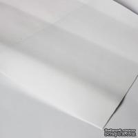 Лист фоамирана (пористой резины), А4 -20х30 (17х25) см, цвет: белый свадебный