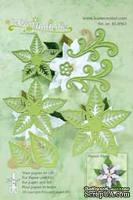 Лезвия от LeaCreaDesign - LeCrea Multi cut &  embossing die* flower 004 Ponsettia