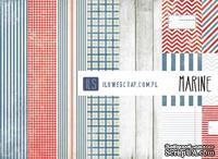 Набор бумаги ILS - MARINE - sumer 2012, 30x30