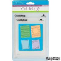 Папки для тиснения от Cuttlebug - Wedding -Cuttlebug Emb Set/4
