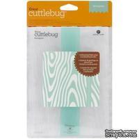 Папки для тиснения от Cuttlebug - Wood Grain-Cuttlebug 5X7 Set
