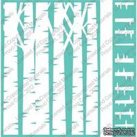 Набор папок для тиснения от Provo Craft - Cuttlebug  - BIRCH TREE-CUTTLEBUG 5X7 SET