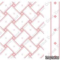 Папка для тиснения от Cuttlebug - Anna Griffin Matelas-Cuttlebug A2 Set