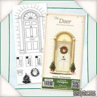 Набор силиконовых штампов - The Door Clear Stamp Collection