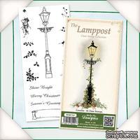 Набор силиконовых штампов - The Lamppost Clear Stamp Collection