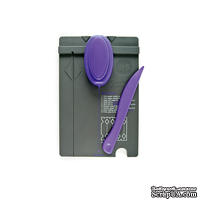 Доска для создания коробочки-конфеты от We R Memory Keepers - Candy Box Punch Board, 71336-4