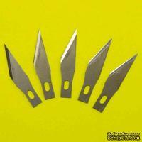 Сменные лезвия для макетного ножа 201Е Tonic studios, 5 шт