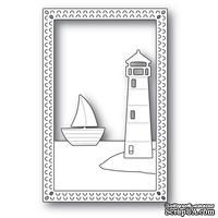 Ножи от Poppystamps - LIGHTHOUSE FRAME