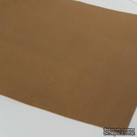 Лист фоамирана (пористой резины), А4 -20х30 (17х25) см, цвет: коричневый