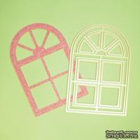Лезвие для вырубки и тиснения Tonic studios - Domed Window die