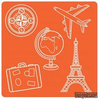 Силиконовые молды от Plaid - Mod Podge Mod Melts - Travel