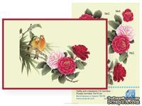 Набор №25 для создания 3D-открытки от Евгения Курдибановская ТМ, 15х20см