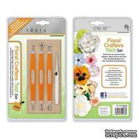Набор инструментов для создания объемных цветов Tonic Studios - Floral Crafters Tool Set
