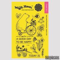 Силиконовый штамп от Waffle Flower - Happy Day
