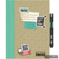 Книга для записей от K&Company - BABY SMASH Folio, размер: 19,7х26,1 см.
