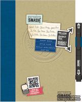 Книга для записей от K&Company - SMASH Smart Folio, размер: 19,7х26,1 см.