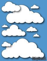 Ножи от Memory Box - Cloud  Bank