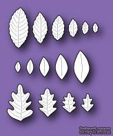 Ножи  от  Memory  Box  -  DIES-  Leafy
