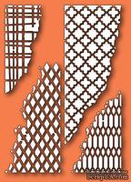 Нож для вырубки от Memory Box -  DIES - Distressed Windham Collage