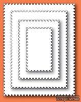 Нож для вырубки от Memory Box -  DIES - Postage Rectangle Layers