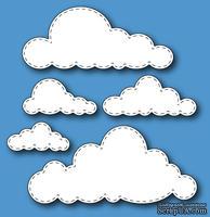 Ножи от Memory Box - Stitched Clouds craft dies
