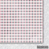 Лист двусторонней скрапбукинга от Galeria Papieru - Ukryte pragnienia 03, 30,5 х 30,5 см