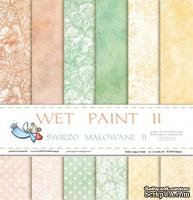 Набор бумаги Galeria Papieru - Świeżo malowane II, 30,5 x 30,5 см, 12 листов